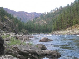 Central Idaho River Shuttles