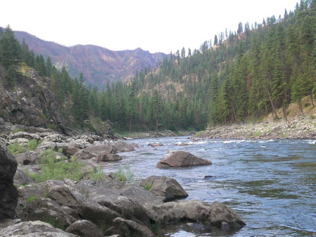 River shuttles for selway, salmon and snake rivers in idaho — Central Idaho  River Shuttle Service