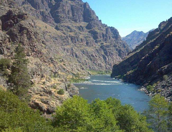 Snake River Hells Canyon Recreation Area